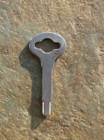 Antique Singer Treadle Sewing Machine Drawer Key  The Almost Flat Key