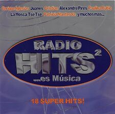 Radio Hits, Vol. 2... Es Musica by Various Artists CD 2002 Universal