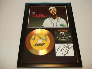 Post Malone   SIGNED  DISC