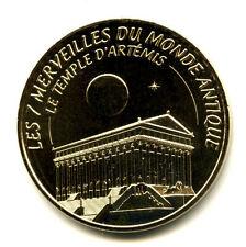 13 AUBAGNE Les 7 merveilles du monde, Le Temple d'Artémis, 2014,Monnaie de Paris