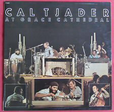 CAL TJADER LP ORIG FR AT GRACE CATHEDRAL