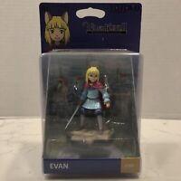 Totaku Collection Ni No Kuni II Revenant Kingdom Evan Figure No 9 New PS4 PS5