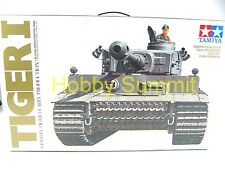 Tamiya 1/16 R/C  GERMAN TIGER I  Tank Kit  WWII w/ DMD MF Unit   # 56010  NIB!!
