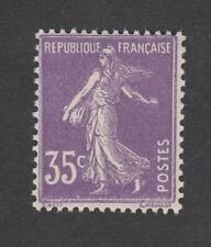 France - Timbre Neuf ** - Semeuse  N°142 - TB