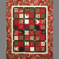 Simply Charming Quilt Pattern - Cozy Quilt Designs