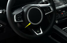 Inner Accessories Steering Central Cover Ring Trim Fit For Jaguar XE X760 15-16