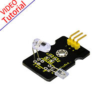 NEW! Finger Probe Heart Rate Pulse Sensor Module for Arduino UNO MEGA2560