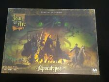 Joan of Arc Time of Legends Kickstarter Apocalypse Mythic In Hand