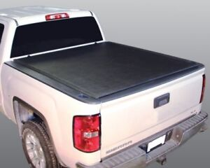 Rugged Liner Premium Soft Rollup Cover For 15-17 Colorado/Canyon 6FT