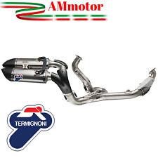 Termignoni Ducati Panigale 1299 2018 18 Scarico Completo Force Collettori Moto
