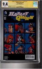 (B2) Harley Quinn #19 CGC 9.4 Signature Series  *Chad Hardin*