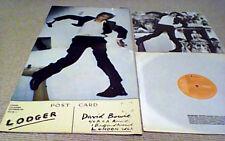 DAVID BOWIE LODGER 1st RCA Victor G/F UK LP 1979 Brian Eno A2/B2