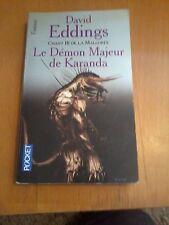 David Eddings - Chant 3 de la Mallorée : Le Démon majeur de Karanda