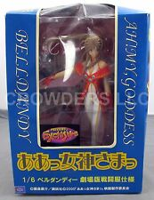 Ah! My Goddess Belldandy Red Dress 1/6 Scale Pvc Figurine Previews Exclusive '00