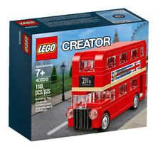 LEGO 40220 Creator Double Decker London Bus - *RARE *LIMITED *BRAND NEW & SEALED