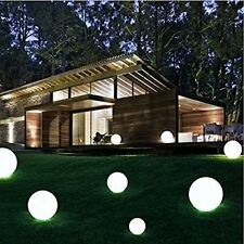 Ball Light Indoor Outdoor Lighting LED Waterproof Cordless Rechargeable 16Colors