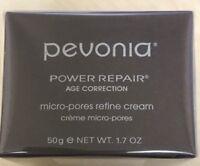 PEVONIA Power Repair Micro-Pores Refine Cream  Size is  1.7 oz  New In Box  R&V