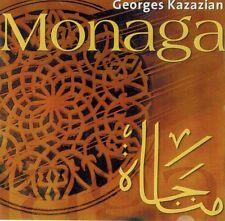 Danse du ventre CD-monaga-Georges Kazazian