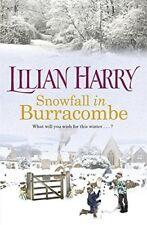 Snowfall in Burracombe (Burracombe Village 7), Harry, Lilian, 1409136329, New Bo