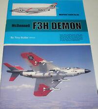Warpaint Series No.99 - McDonnell F3H Demon               48 Pages          Book