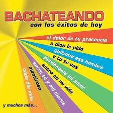Various Artists : Bachatiando Con Los Exitos De Hoy CD