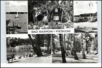 DDR Postkarte BAD SAAROW Pieskow Kr. Fürstenwalde ua. Maxim Gorki Gedenkstätte