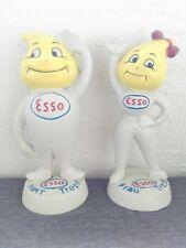 ESSO MONEY BOXES. Herr & Frau Tropf. New reproduction.