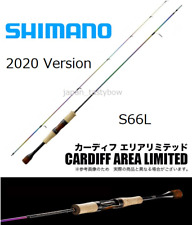Shimano Rod Cardiff Area Limited S66L Fishing 2020 Version model for Trout