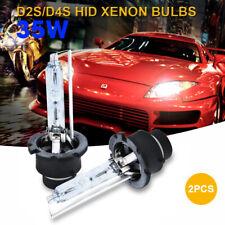 D2S D4S HID XENON Headlight Bulbs Lamp 35W 3000K 4300K 5000K 6000K 8000K 12000K