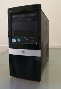 PC HP Pro 3120 MT Pentium Dual Core E5500 4GB 320GB Win 10 Pro WU268EA
