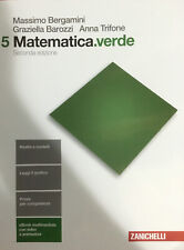 Matematica.verde 5 Bergamini Barozzi Trifone 9788808289346