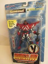 "MCFARLANE TOYS Spawn Youngblood Sentinel 6"" Action Figure"