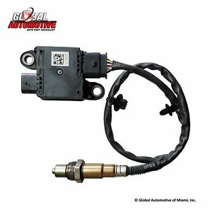 Motorcraft NOX Diesel Exhaust Particle Sensor fits 15-17 Ford 6.7L Powerstroke