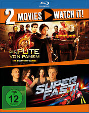 Superfast! + Die Pute von Panem - The Starving Games - 2 Blu Ray Box