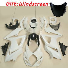 Unpainted ABS Fairing Bodywork Set For Suzuki GSX-R GSXR 1000 2007-2008 07 08