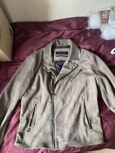 ZARA faux suede jacket Mens Medium