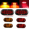 Submersible LED Trailer Light set,Stop Turn Tail,Utility,RV,Camper,Surface Mount