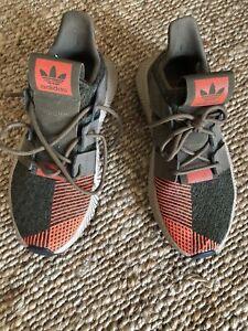 Adidas Men's Trainers Orange Knit 7 40