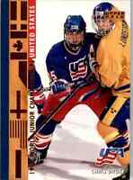 1995-96 Upper Deck Chris Drury Rookie #569