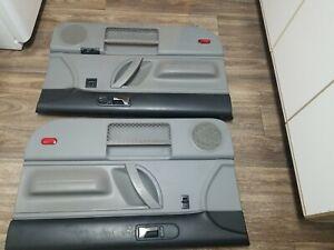 1998-2010 VW Beetle Door Panels Complete Nice Driver Passenger Power Windows