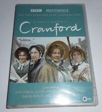 Elizabeth Gaskell's CRANFORD BBC Masterpiece Judi Dench Brand New DVD