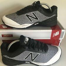 NEW Balance Minimus 40 Training Shoe - Men's Uk Size 9.5 - Black & White - Gym