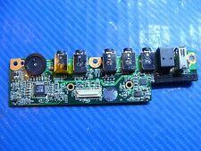 "Alienware M9700 Series M17-R1 17"" OEM USB Audio Sound Port Board 40GAB0402-E200"