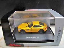 Schuco 1:87   Mercedes-AMG  GT  in gelb   Art. 26342  NEU  2018