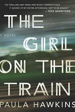 The Girl on the Train by Paula Hawkins (2015, Hardcover)  Very Good Condition