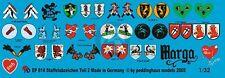 Peddinghaus 1/32 German Luftwaffe Staffel (Squadron) Markings WWII No.2 814