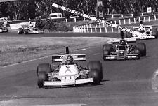 9x6 Photograph, John Bowe  F5000 Elfin MR8 , Oran Park Australia 1980