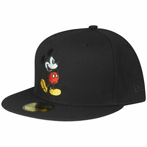 New Era 59Fifty Fitted Cap - DISNEY Mickey Mouse black