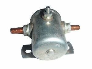 NOS MADE IN USA Starter Motor Solenoid Switch 1951 Ford 6V NEW