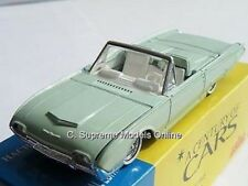 FORD T BIRD THUNDERBIRD 1/43 SIZE MODEL CAR CONVERTIBLE CABRIOLET TYPE Y0675J^*^